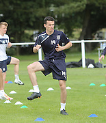 Paul McGinn - Dundee FC first day back<br />  - &copy; David Young<br /> <br />  - www.davidyoungphoto.co.uk - email: davidyoungphoto@gmail.com