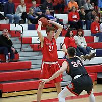 Men's Basketball: Saint Mary's University (Minn.) Cardinals vs. University of Wisconsin, Platteville Pioneers