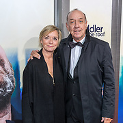 NLD/Amsterdam/20171105 - première Fiddler on the Roof, Peter Römer en partner