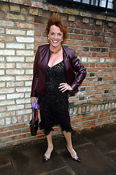 ESTHER RANTZEN at the annual Sir David & Lady Carina Frost Summer Party in Carlyle Square, London SW3 on 5th July 2007.<br /><br />NON EXCLUSIVE - WORLD RIGHTS