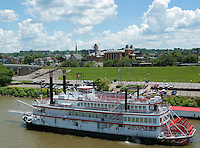 Steamboat Ohio River Newport Kentucky