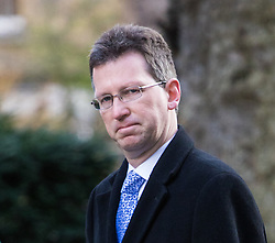 Downing Street, London, February 28th 2017. Attorney General Jeremy Wright attends the weekly cabinet meeting at 10 Downing Street in London.