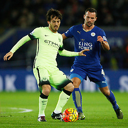 Leicester City v Manchester City