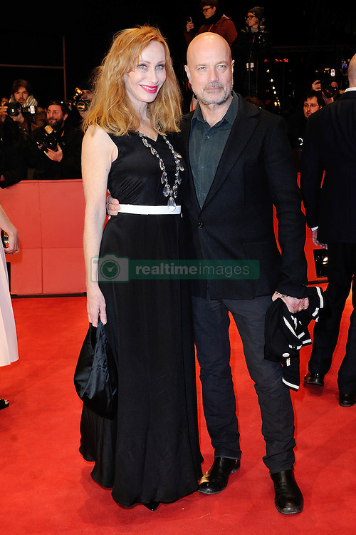 Andrea Sawatzki and Christian Berkel attending the closing ceremony for the 67th Berlin International Film Festival (Berlinale) in Berlin, Germany on Februay 18, 2017. Photo by Aurore Marechal/ABACAPRESS.COM