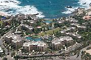 Esperanza an Auberge Resort, Los Cabos. Aerial shoot.