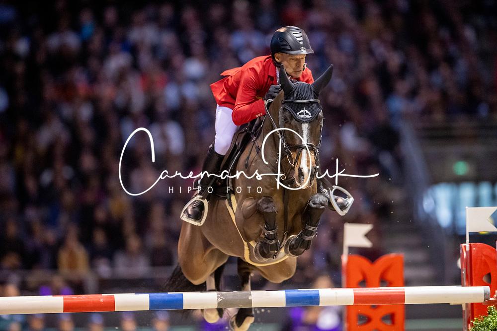 Schwizer Pius, SUI, Cas<br /> Jumping International de Bordeaux 2020<br /> © Hippo Foto - Dirk Caremans<br />  09/02/2020