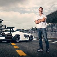 McLaren Senna Global Test Drive - Estoril - June 2018<br /> Copyright Free<br /> Ref:  Mclaren-Senna-GlobalTestDrive-1656.JPG