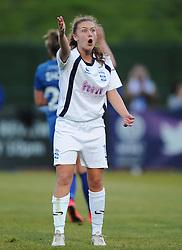 Charlie Wellings of Birmingham City Ladies  - Mandatory byline: Dougie Allward/JMP - 07966386802 - 29/08/2015 - FOOTBALL - Stoke Gifford Stadium -Bristol,England - Bristol Academy Women FC v Birmingham City Ladies - FA WSL Continental Tyres Cup