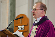 Images from the First Sunday in Advent and the introduction of the New Roman Missal into the ordinary of the Mass. Images are from Sacred Heart Parish in New Brunswick. Monsignor Joeseph Kerrigan presiding, Reggie (Altar Server) and Michael Kosty (Reader)