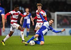 Edward Upson of Bristol Rovers  - Mandatory by-line: Alex James/JMP - 11/01/2020 - FOOTBALL - Memorial Stadium - Bristol, England - Bristol Rovers v Doncaster Rovers - Sky Bet League One