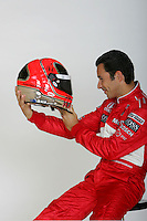 helio Castroneves, Indy Racing Phoenix preseason testing