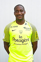 Donovan Leon of Brest during the Photo shooting of Stade Brestois in Brest on september 22th 2016<br /> Photo : Philippe Le Brech / Icon Sport