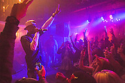The rapper, Fabulous, performs at Uncle Drew's Speakeasy with Kyrie Irving; Pepsi MAX event at Latrobe's on Royal during NBA All-Stars weekend