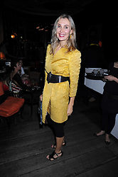ALLEGRA HICKS at Maria Castani's birthday party held at Sketch, 9 Conduit St, London on 14th July 2008.<br /> <br /> NON EXCLUSIVE - WORLD RIGHTS
