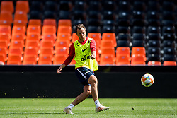 March 22, 2019 - Valencia, SPAIN - 190322 Even Hovland of Norway during a training session on March 22, 2019 in Valencia..Photo: Vegard Wivestad Grøtt / BILDBYRÃ…N / kod VG / 170313 (Credit Image: © Vegard Wivestad GrØTt/Bildbyran via ZUMA Press)