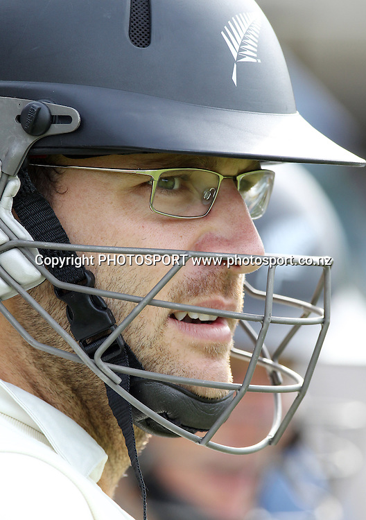 New Zealand Captain Daniel Vettori.<br />