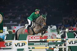 Puck Gerfried (AUT) - 11th And Bleeker<br /> Prijs KBC Bank & Verzekeringen<br /> Flanders Christmas Jumping - Mechelen 2012<br /> © Dirk Caremans