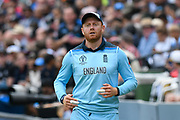 Jonny Bairstow of England during the ICC Cricket World Cup 2019 Final match between New Zealand and England at Lord's Cricket Ground, St John's Wood, United Kingdom on 14 July 2019.