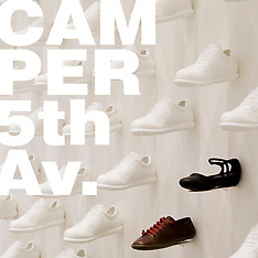 Camper 5thAv - New York - Nendo