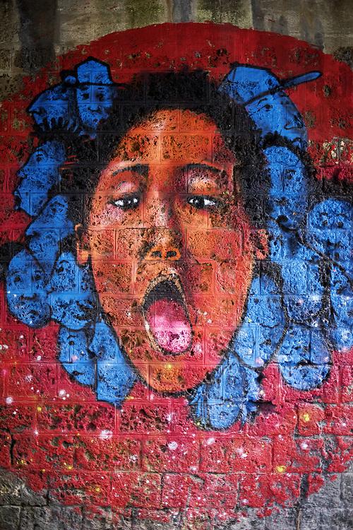 Tag. Graffiti