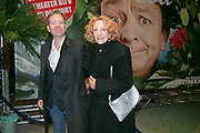 2017-10-30. Premiere van Harrie en Eva bij de Goudse Schouwburg in Gouda. Op de foto: Gerrie van der Klei