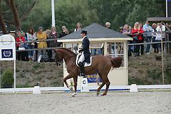 Kittel Patrick (SWE) - Scandic<br /> Grand Prix Kür Nationscup<br /> Falsterbo Horse Show 2009<br /> © Hippo Foto - Leanjo de Koster