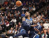 Phoenix Suns vs. Minnesota Timberwolves - 26 Nov 2017