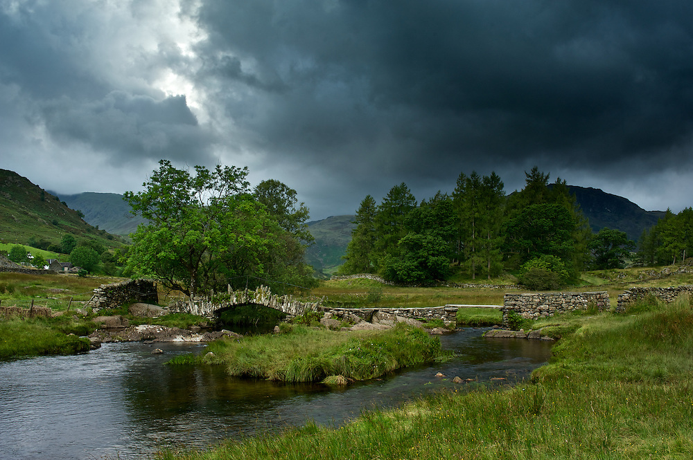 Slaters Bridge, Little Langdale, Cumbria