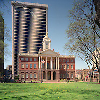 Old Statehouse, downtown, Hartford, CT