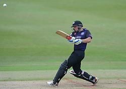 Geraint Jones of Gloucestershire  - Photo mandatory by-line: Dougie Allward/JMP - Mobile: 07966 386802 - 14/07/2015 - SPORT - Cricket - Cheltenham - Cheltenham College - Natwest T20 Blast