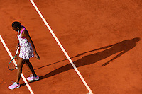 Venus WILLIAMS - 25.05.2015 - Jour 2 - Roland Garros 2015 <br />Photo : Dave Winter / Icon Sport