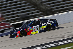November 2, 2018 - Ft. Worth, Texas, United States of America - Alex Bowman (88) takes to the track to practice for the AAA Texas 500 at Texas Motor Speedway in Ft. Worth, Texas. (Credit Image: © Justin R. Noe Asp Inc/ASP via ZUMA Wire)