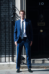 Andy Murray meets Cameron At Downing Street.<br /> Wimbledon Champion Andy Murray of Great Britain and Prime Minister David Cameron outside Downing Street,<br /> London, United Kingdom<br /> Monday, 8th July 2013<br /> Picture by Piero Cruciatti / i-Images