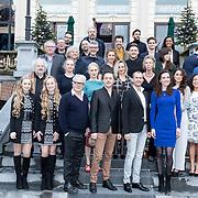 NLD/Amsterdam/20171218 - Musical Awards nominatielunch 2018, genomineerden musical awards 2018