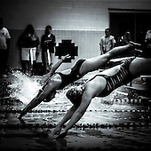 MCHS Swim vs Clarke at Manassas Park
