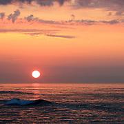 Sunrise in Wildwood, New Jersey, USA