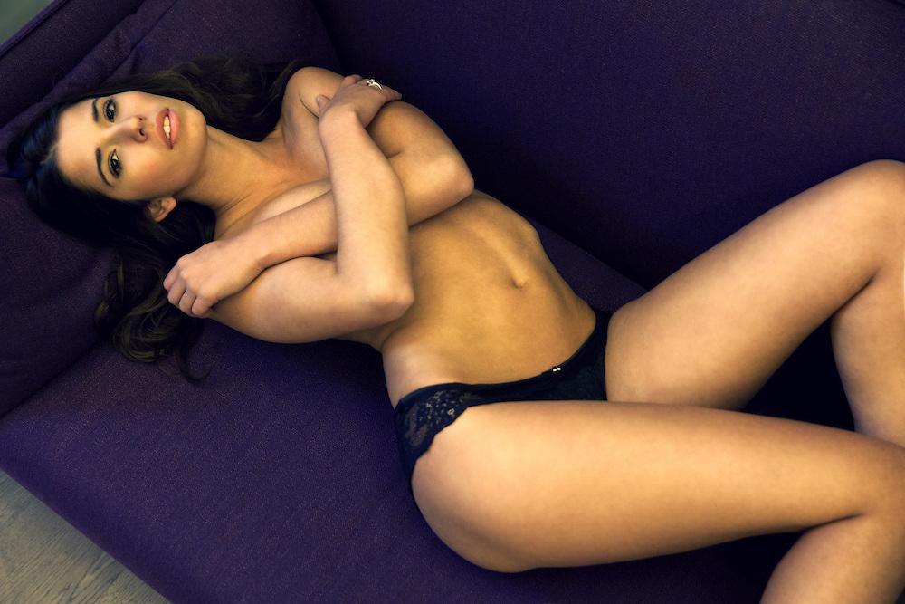 Photo: MIGUEL PEREIRA<br /> Model: IRENE MORENO