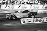 Orange County International Raceway, OCIR, Bays & Rupert, Black Plague, Frank Rupert, Funny Car, Funny Cars