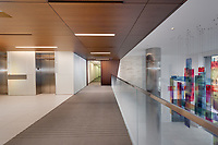 Office building interior image of 12100 Sunset Hills Rd by Jeffrey Sauers of Commercial Photographics, Architectural Photo Artistry in Washington DC, Virginia to Florida and PA to New England