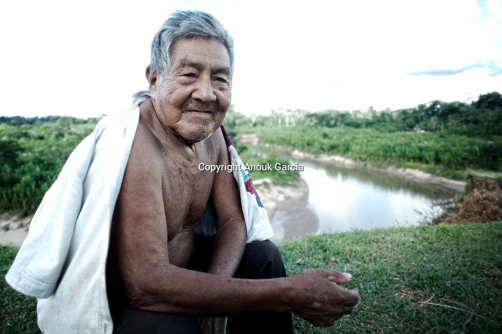 Yawarani 100 ans grand chaman Yawanawa