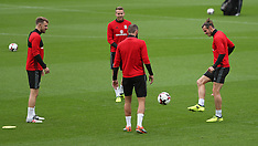 Wales Training Session - 4 Sept 2017