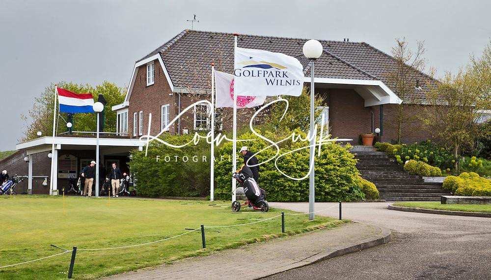 WILNIS - Clubhuis. Golfbaan Golfpark Wilnis. COPYRIGHT KOEN SUYK
