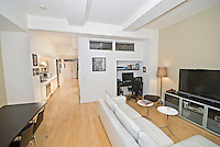 Living Room at 15 Broad Street