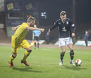\Willie Dyer - Dundee  v Queen of the South - SPFL Championship at Dens Park<br /> <br />  - &copy; David Young - www.davidyoungphoto.co.uk - email: davidyoungphoto@gmail.com