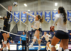 CSP Volleyball vs. Augustana 11.2.2018