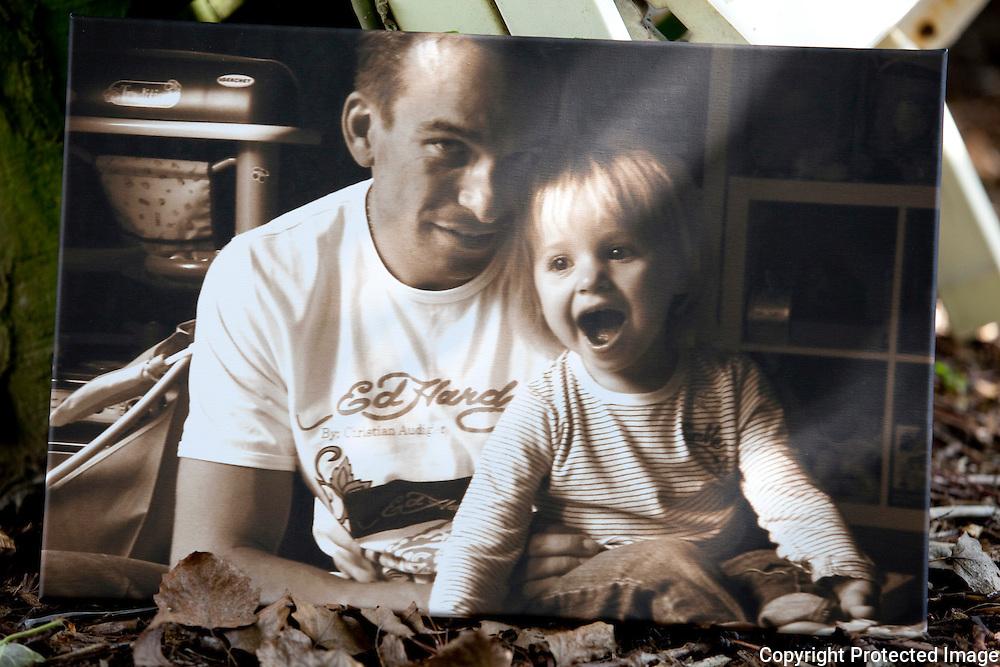 362003-Ive Gödecke organiseert benefiet/wandeltocht voor zijn ontvoerde dochter-Paaltjesdreef 5 Malle