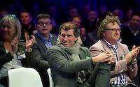UTRECHT -  Roy Blom  (Amstelborgh)  , A tribe called Golf, de kracht van de connectie. Nationaal Golf Congres van de NVG 2014 , Nederlandse Vereniging Golfbranche. COPYRIGHT KOEN SUYK