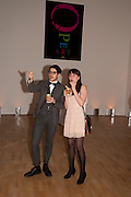 LUKE FENECH; KELLY WEEDON, Swarovski Whitechapel Gallery Art Plus Opera,  An evening of art and opera raising funds for the Whitechapel Education programme. Whitechapel Gallery. 77-82 Whitechapel High St. London E1 3BQ. 15 March 2012