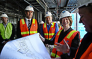 Deputy Prime Minister Julia Gillard with Linsay Tanner and Steven Kernahan inspecting the new facilities at Visy Park Pic By Craig Sillitoe melbourne photographers, commercial photographers, industrial photographers, corporate photographer, architectural photographers, This photograph can be used for non commercial uses with attribution. Credit: Craig Sillitoe Photography / http://www.csillitoe.com<br /> <br /> It is protected under the Creative Commons Attribution-NonCommercial-ShareAlike 4.0 International License. To view a copy of this license, visit http://creativecommons.org/licenses/by-nc-sa/4.0/. This photograph can be used for non commercial uses with attribution. Credit: Craig Sillitoe Photography / http://www.csillitoe.com<br /> <br /> It is protected under the Creative Commons Attribution-NonCommercial-ShareAlike 4.0 International License. To view a copy of this license, visit http://creativecommons.org/licenses/by-nc-sa/4.0/.