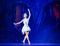 Edinburgh, Scotland, UK. 6th December 2019. Scottish Ballet's production of The Snow Queen during dress rehearsal at the Festival Theatre in Edinburgh. Inspired by Hans Christian Andersen's fairy tale, the ballet is set to the music of Rimsky-Korsakov and performed by the Scottish Ballet Orchestra. Choreographer is Christopher Hampson and Designer is Lez Brotherston. Iain Masterton/Alamy Live News